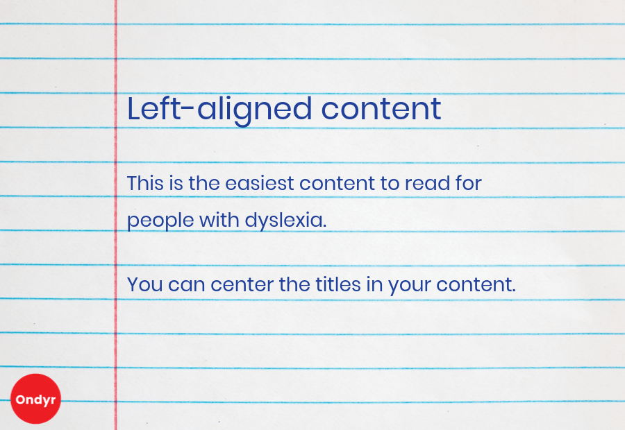 accessibility-seo-left-aligned-content
